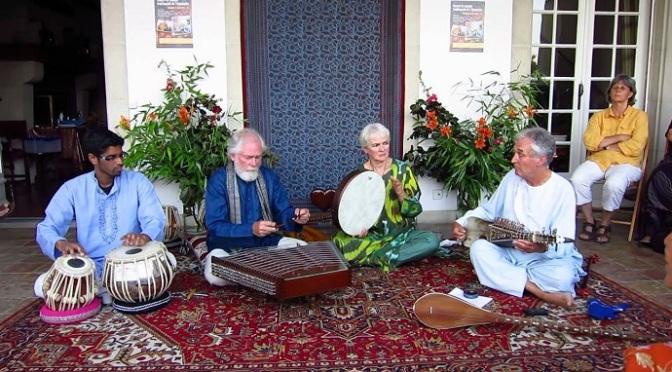 Rubab và santur – nhạc truyền thống Afghanistan