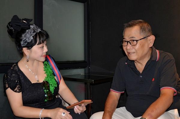Nhạc sĩ Bảo Chấn trò chuyện với PV