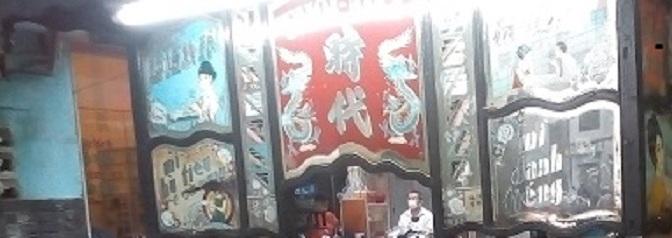 Góc Sài Gòn (1) – Xe hủ tiếu Thời Đại