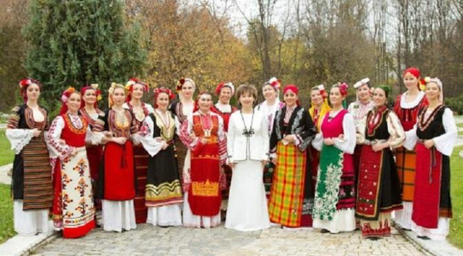 Những giọng ca vũ hòa từ Bulgaria