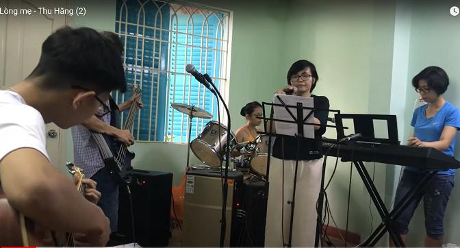 Ban nhạc ĐCN – Lòng mẹ