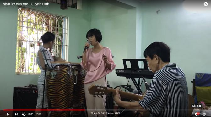 Ban nhạc ĐCN – Nhật ký của mẹ