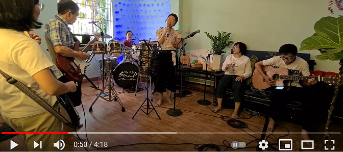 Ban nhạc ĐCN – Que sera sera