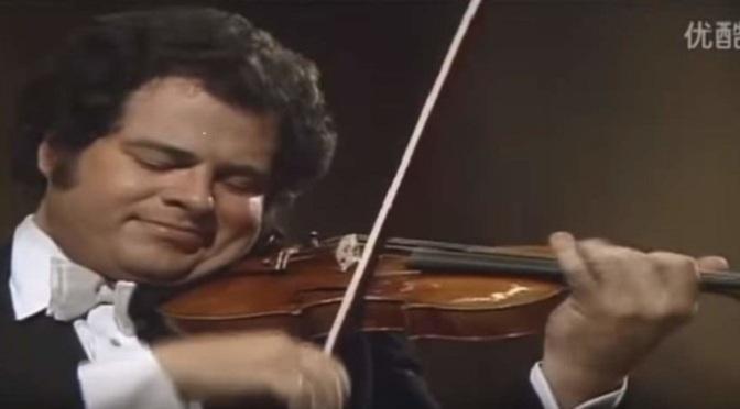 P. I. Tchaikovsky – Violin Concerto in D major, Op. 35 – Itzhak Perlman