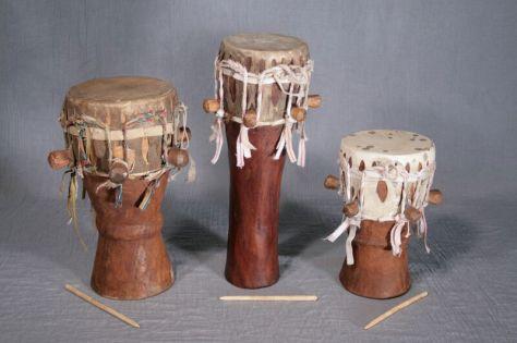 Mandinka drum