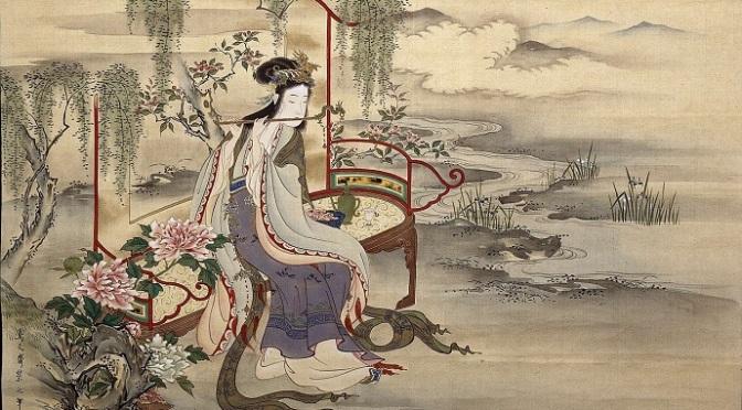 Nguyễn Du với người đẹp Dương Quý Phi